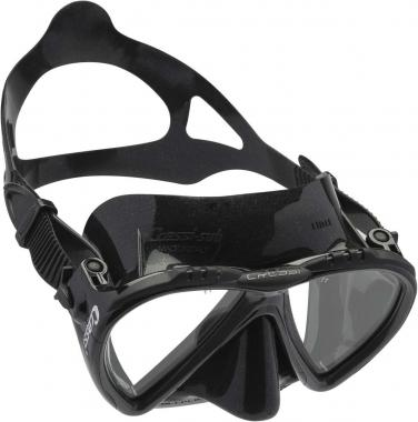 Lince mask sil black/frame black adult