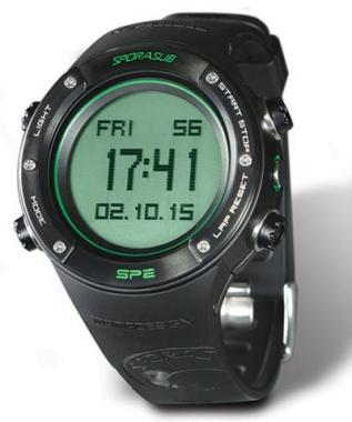 Sp2 freediving wrist computer