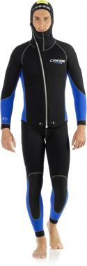 Muta medas two pieces wetsuit man