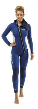 Muta medas two pieces wetsuit lady